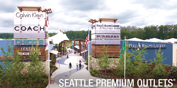 (USA) Seattle Premium Outlets:VIP獨家優惠