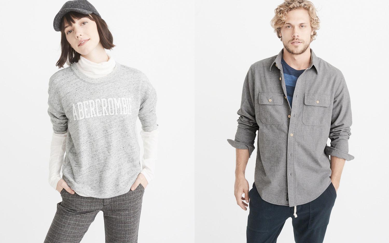 [逾期]A&F:女裝衛衣只賣$13.77