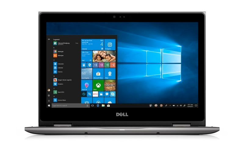 Microsoft:Dell Inspiron 13.3吋 2-in-1 Touchscreen Laptop/Tablet只賣$649