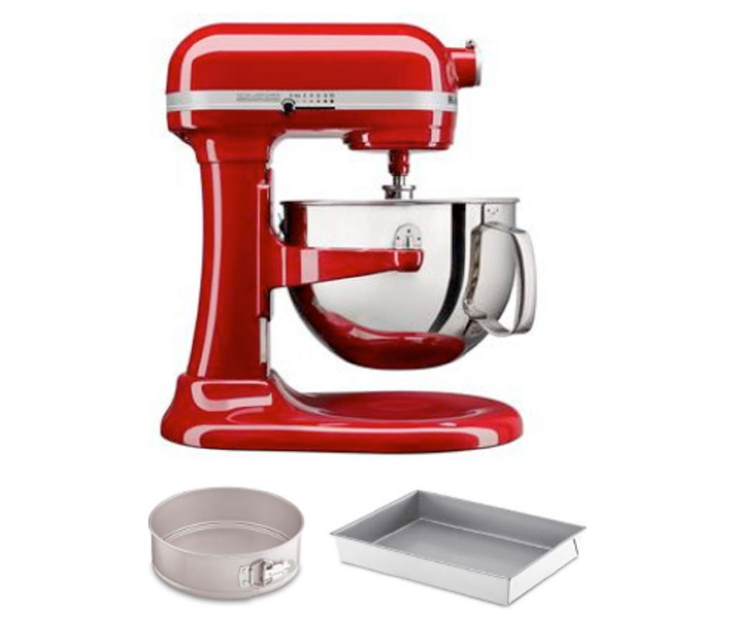 Amazon:KitchenAid 6 Quart Bowl Lift Stand Mixer只賣$317.99
