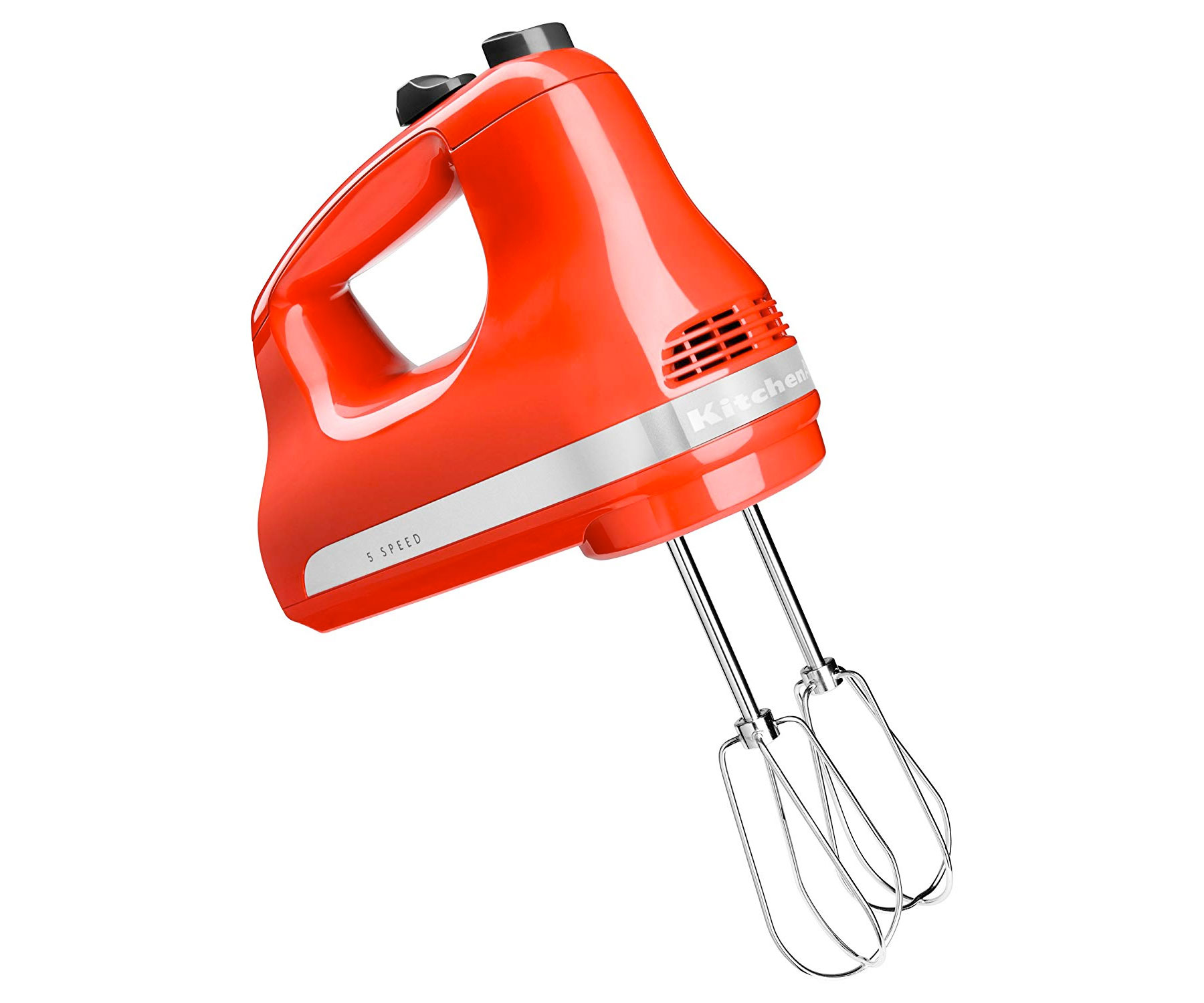 Amazon:KitchenAid 5-Speed Hand Mixer只賣$39.99
