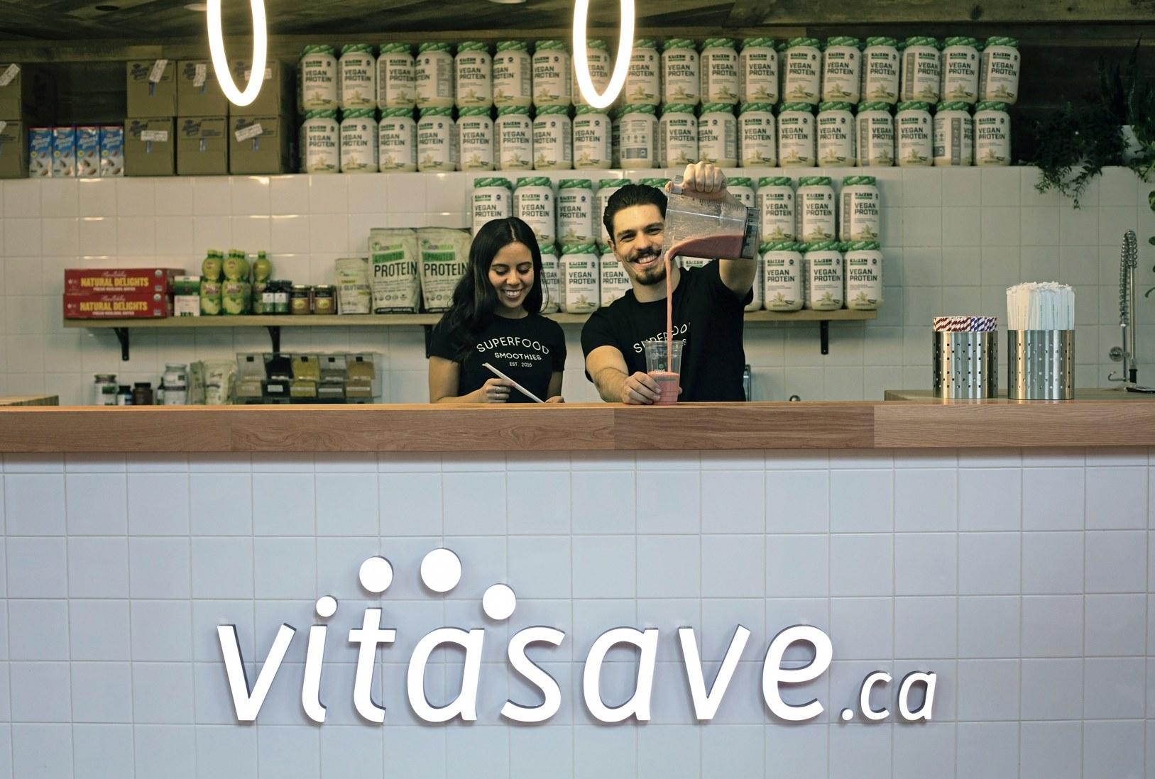 Vitasave:免費Smoothies