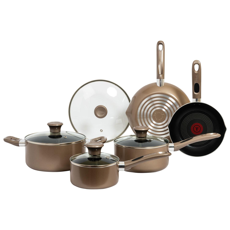 BestBuy.ca:T-Fal一套九件廚具只賣$75