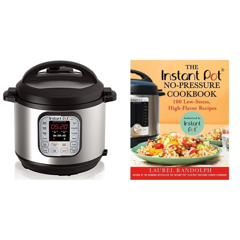 Amazon:Instant Pot电子压力煲 + 食谱只卖$62.22