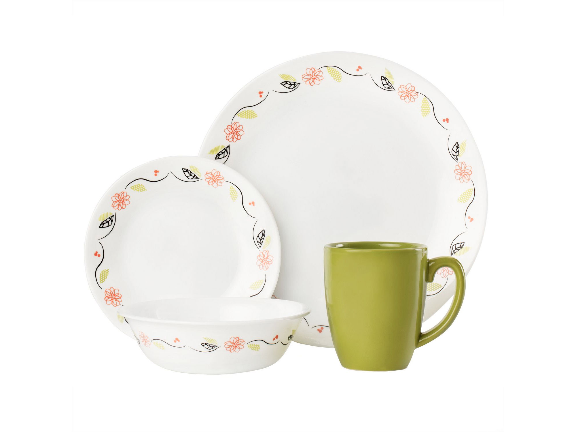 Walmart.ca:Corelle 16件餐具只賣$20