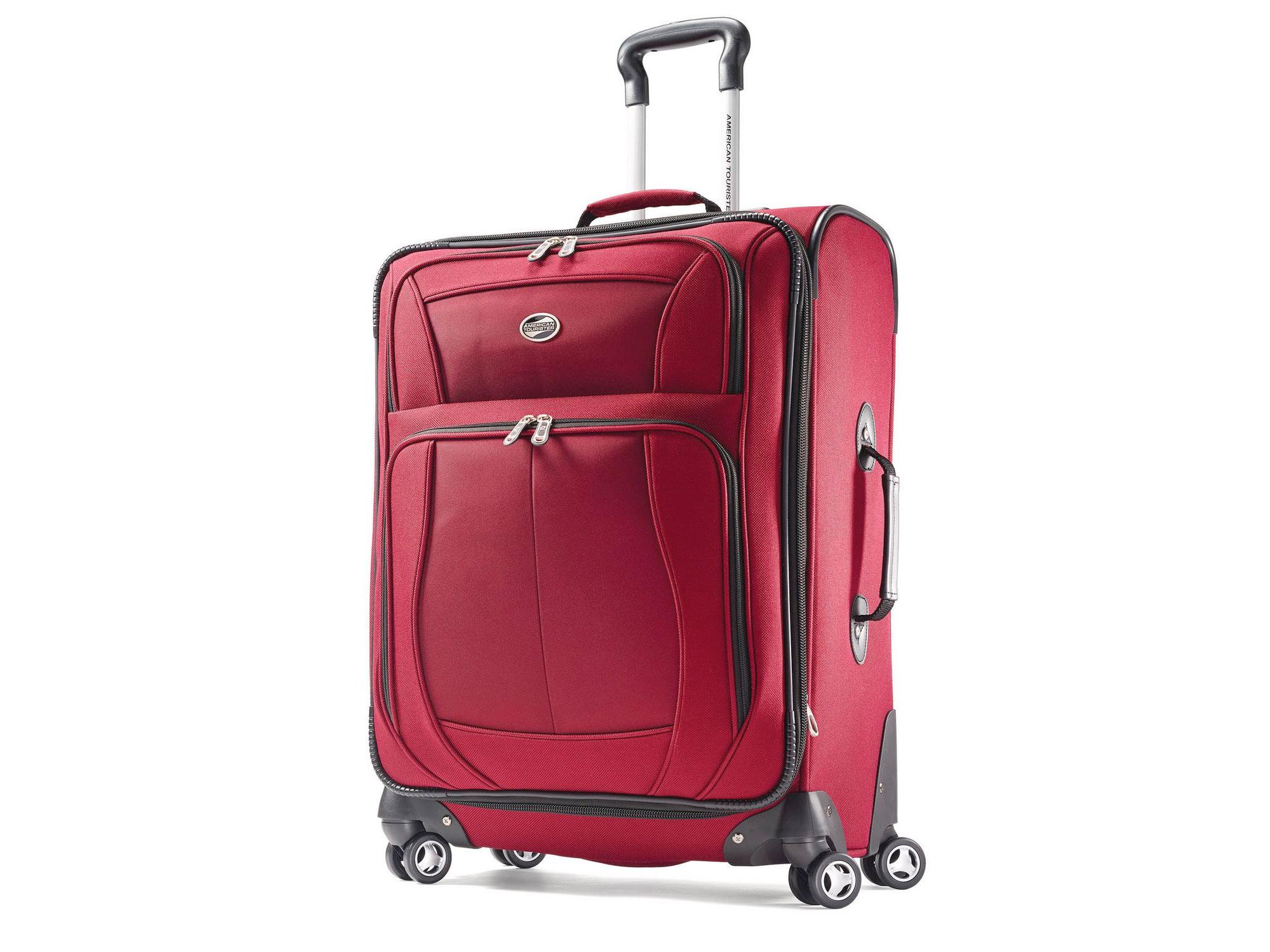 Walmart.ca:American Tourister 360度四轮行李箱(31吋)只卖$49