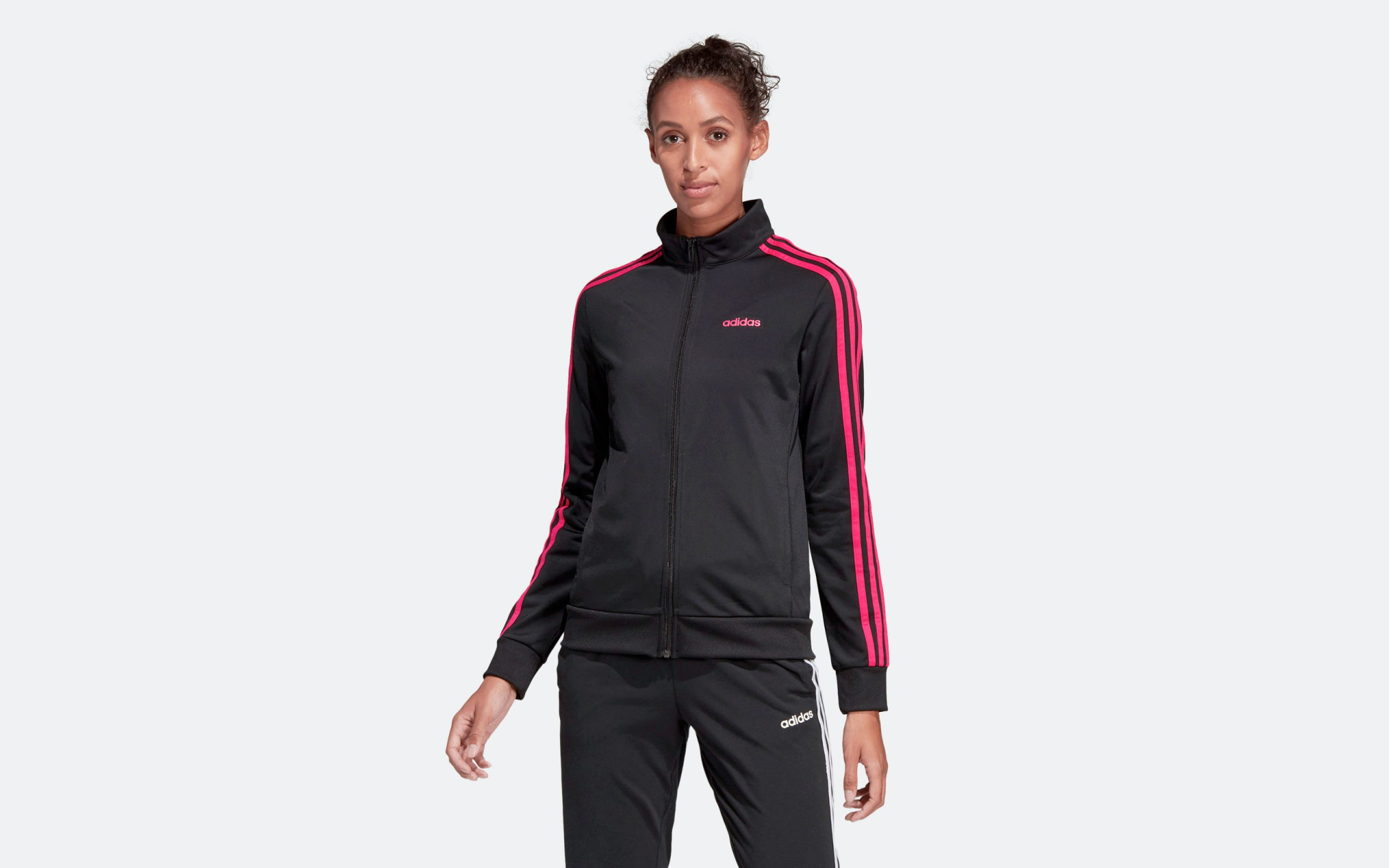 Adidas官網:女裝Track Jacket只賣$25 (免運費)