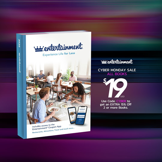 Entertainment Book:只卖US$19