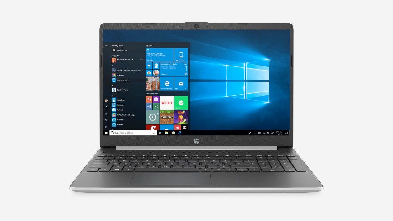 Microsoft:HP 15吋Intel Core i5 Laptop只卖$599