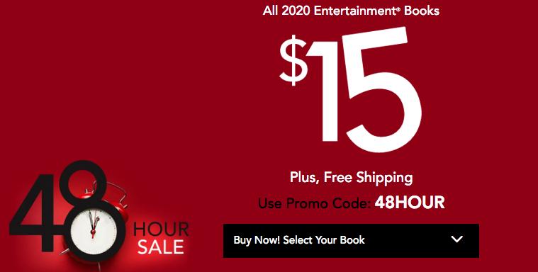 Entertainment Book:只賣US$15
