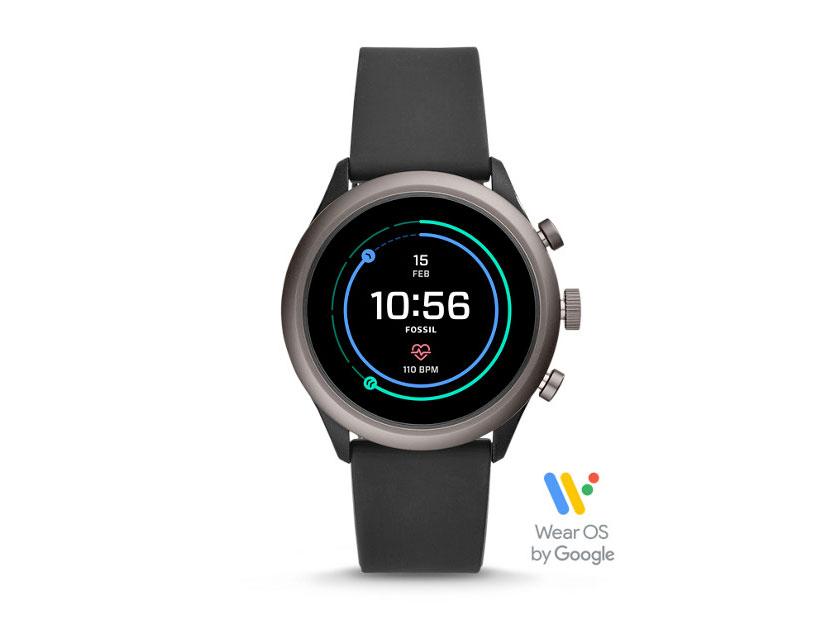 Fossil:智能手錶只賣$116.10