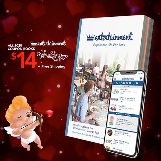 Entertainment Book:只賣US$14