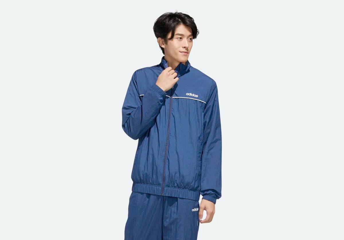 Adidas官網:男裝Track Jacket只賣$16.20