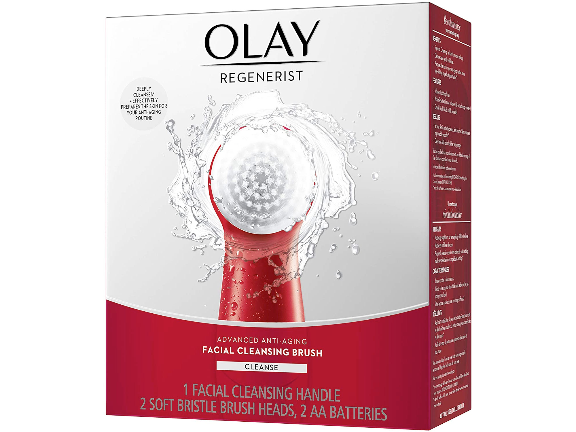 Amazon:Olay Regenerist Face Cleansing Device洗面机只卖$17.50
