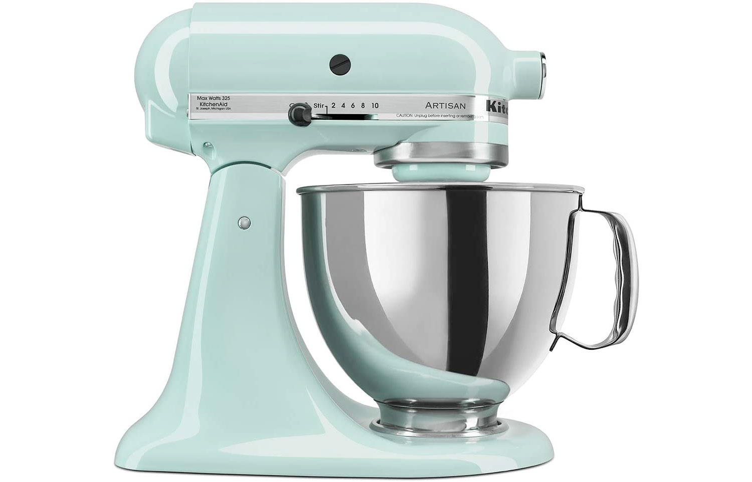 Amazon:KitchenAid 5 Quart Stand Mixer只賣$369.99