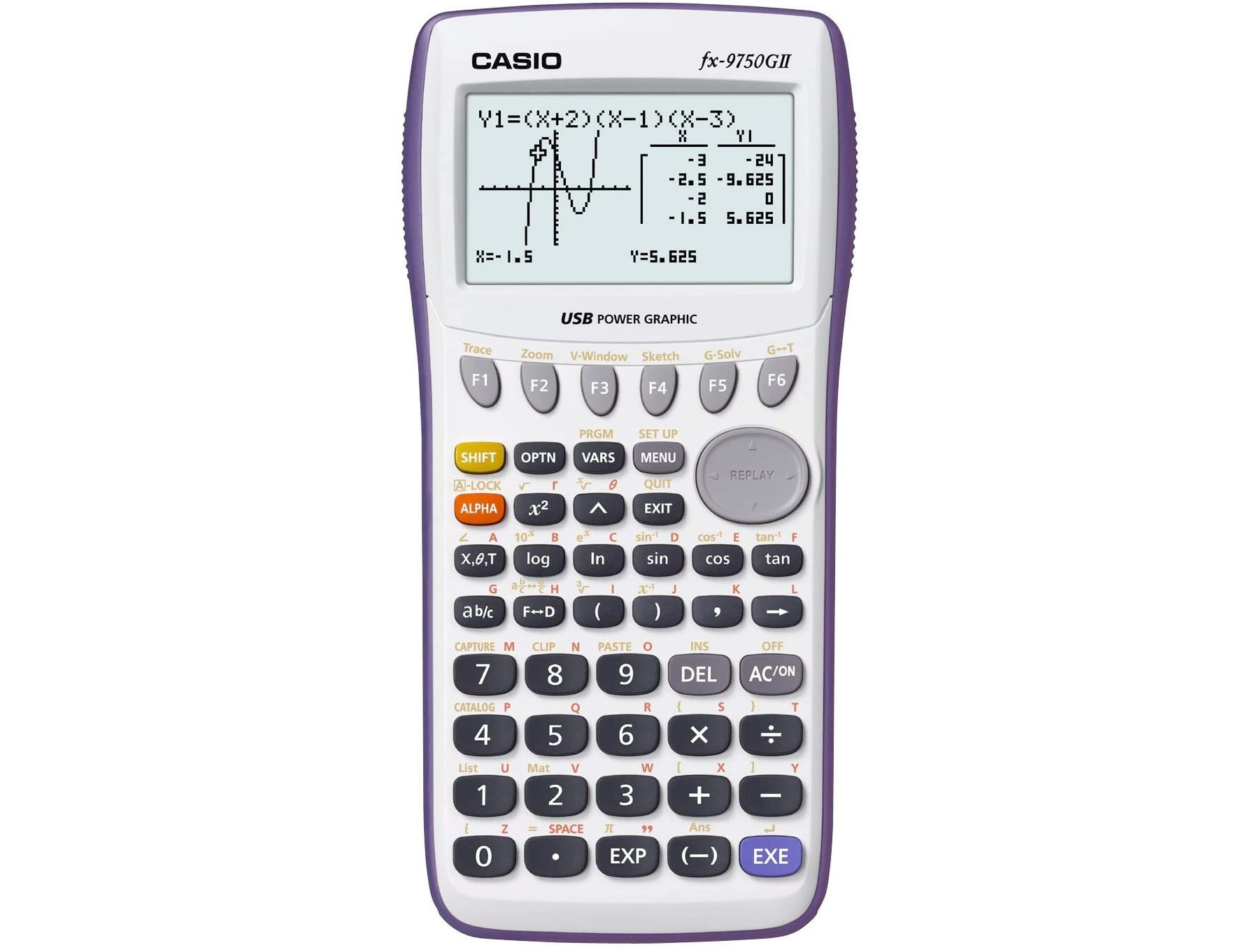 Amazon:Casio fx-9750GII Graphing Calculator只卖$29