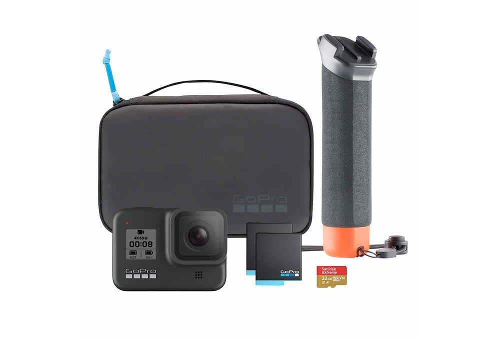 Costco官網:GoPro HERO8組合只賣$429.99