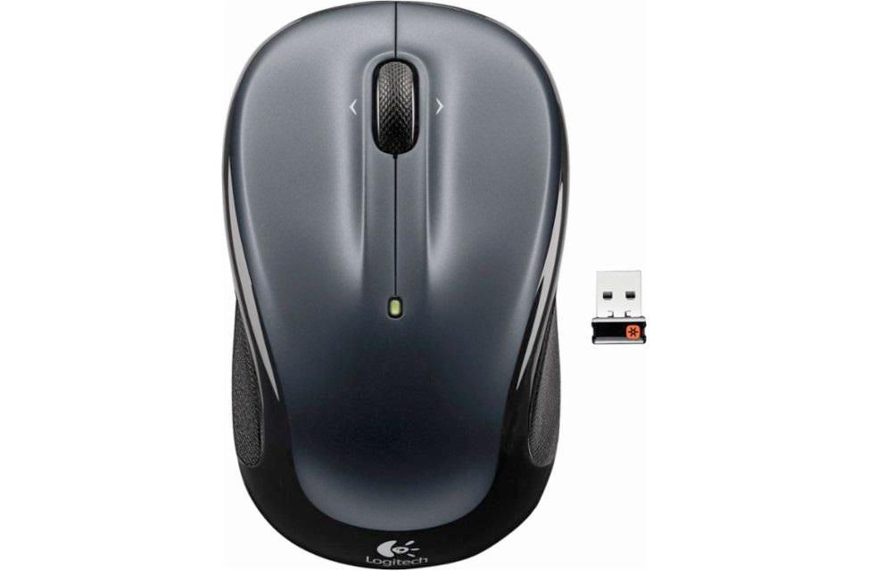 Walmart.ca:Logitech M325 无线鼠标只卖$14.98