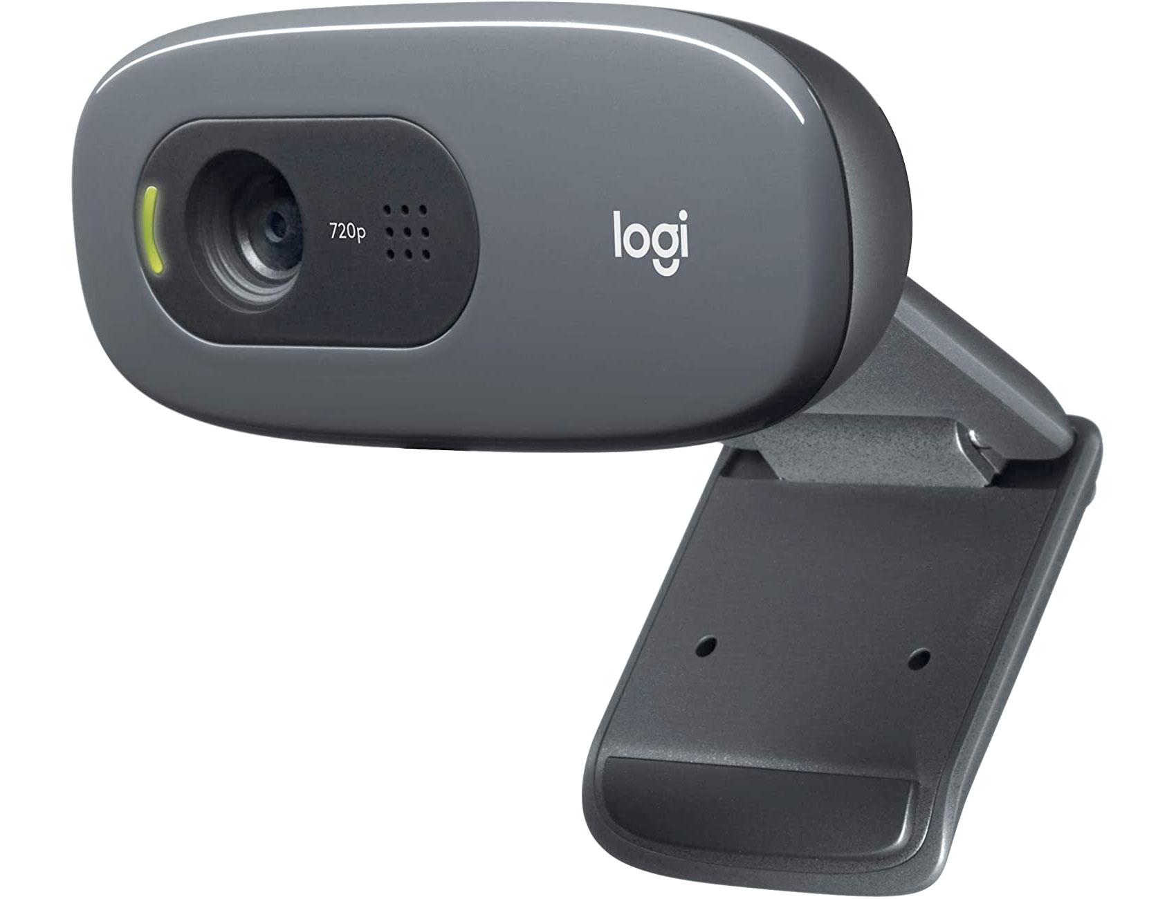 Amazon:Logitech C270 HD Webcam只賣$34.98