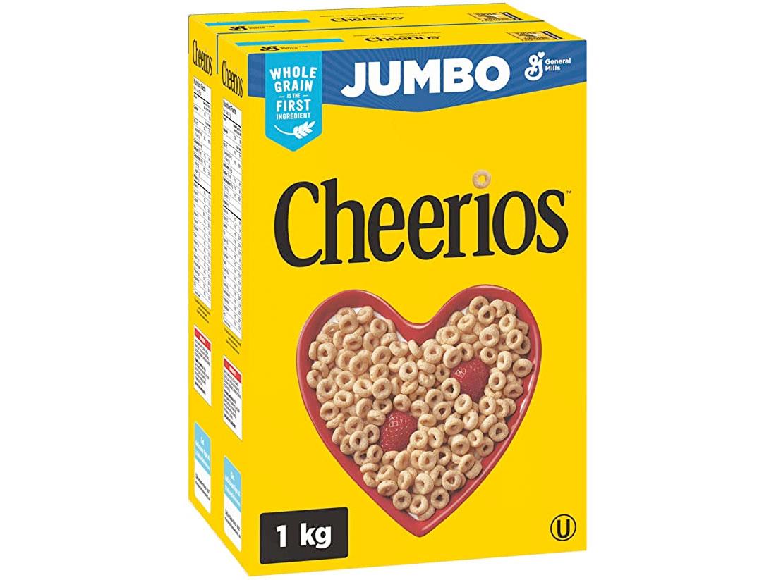 Amazon:Cereal精选优惠