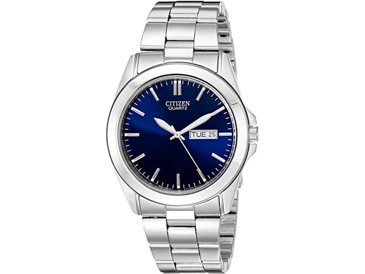 Amazon:Citizen Stainless Steel Watch只賣$72.50