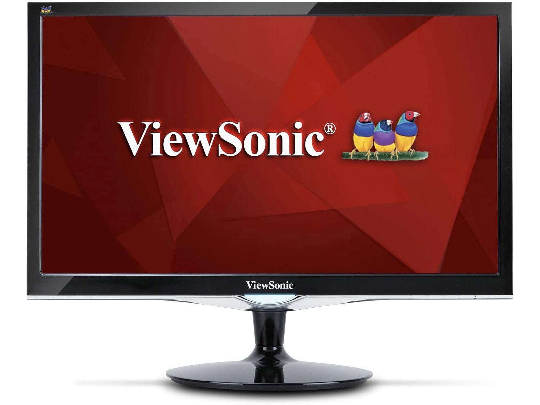 Amazon:ViewSonic LED 22吋全高清(Full HD)電腦顯示屏 (monitor)只賣$89.99