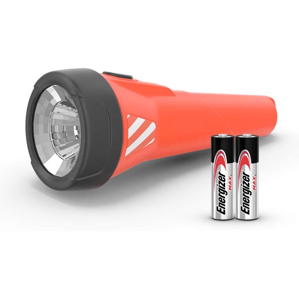 Amazon:Energizer LED Waterproof Flashlight (Batteries Included)只賣$9.99