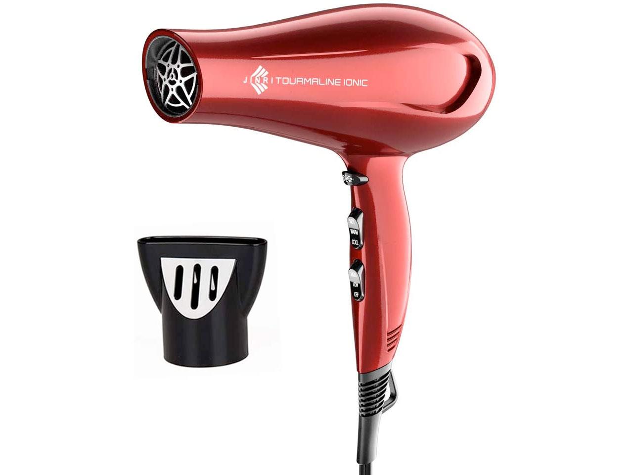Amazon:1875W Lightweight Negative Ionic Hair Blow Dryer只卖$22