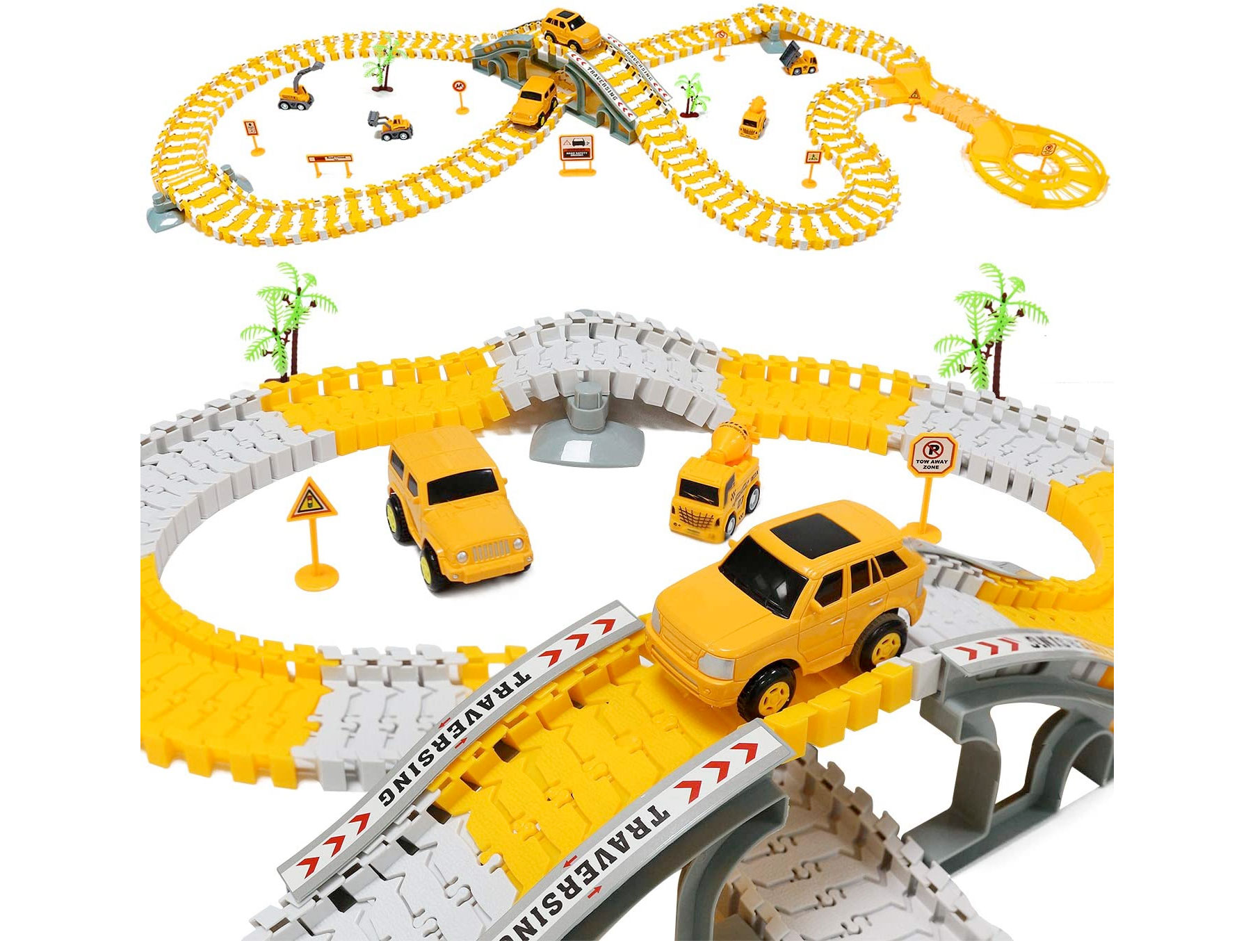 Amazon:Construction Toys Set (266 pcs)只卖$13.99