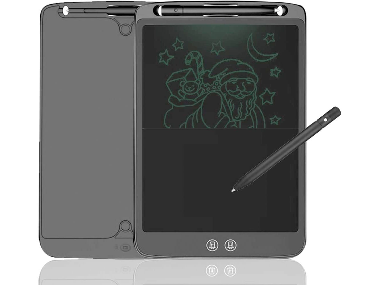 Amazon:12吋兒童益智畫板(LCD Writing Tablet for Kids)只賣$8.99