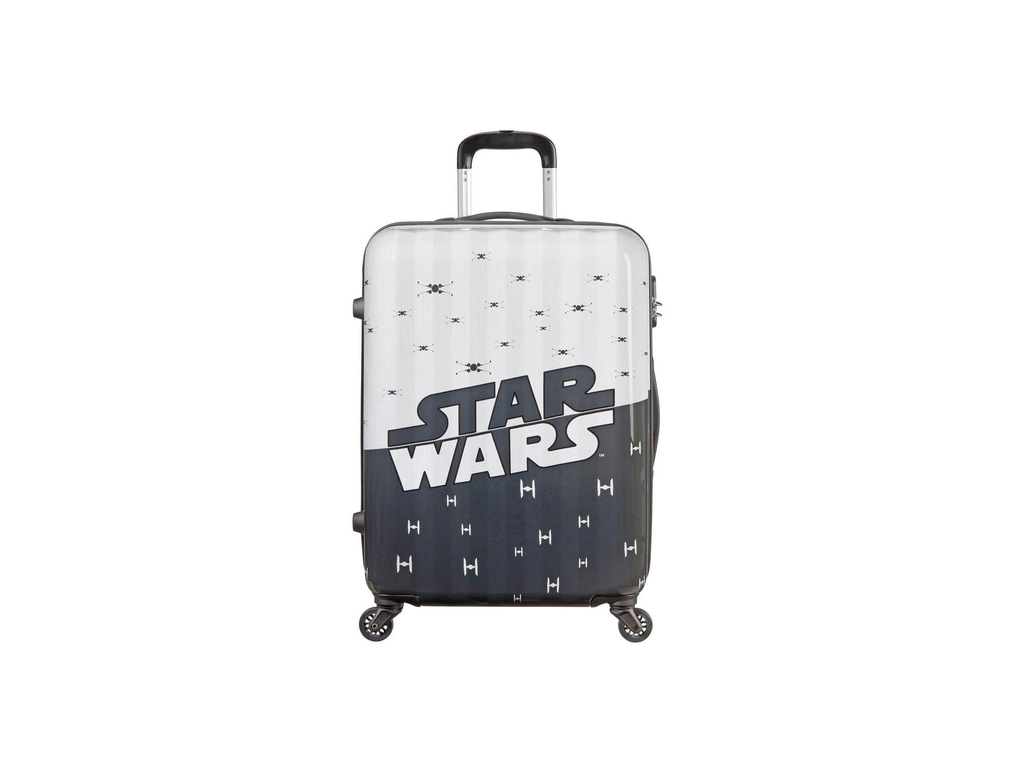 Walmart.ca:American Tourister x Star Wars 360度四輪行李箱(Medium Size)只賣$37.50