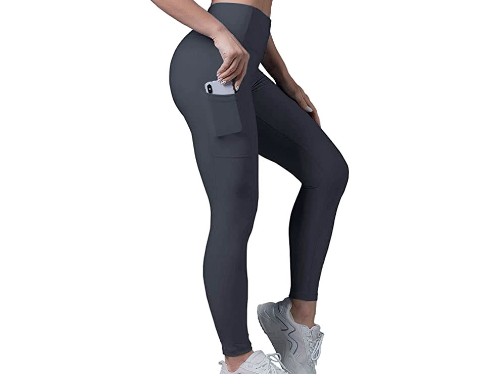 Amazon:女裝瑜伽褲只賣$7.99