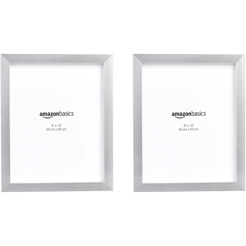 2 Pack Amazon Basics Photo Picture Frame (8″ x 10″)只賣$13.58